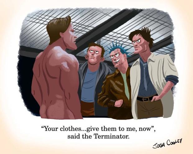 Terminator, 1984