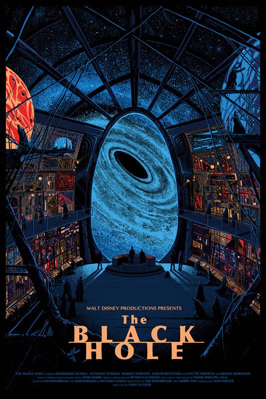 El abismo negro // Por Kilian Eng