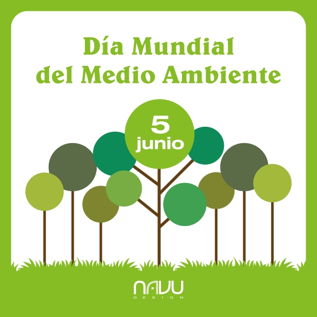 5 Junio - Día Mundial del Medio Ambiente