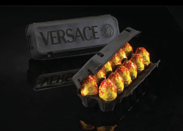 huevos de versace